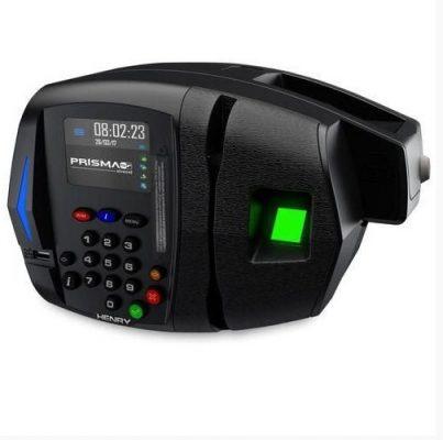 O Relógio de Ponto Prisma Super Fácil Advanced é homolgado e oferece segurança no controle de acesso de funcionários em todo tipo de empresa e porte. Confira
