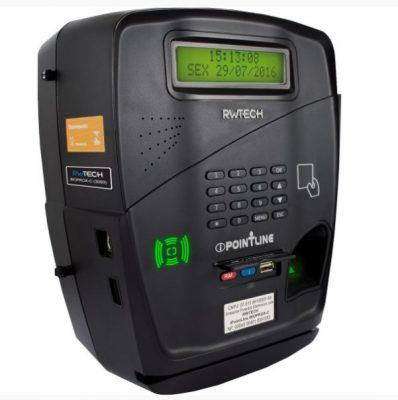 O Relógio de Ponto homologado Bioprox-BC oferece maior segurança no controle de acesso de funcionários em todo tipo de empresa, de qualquer porte. Confira